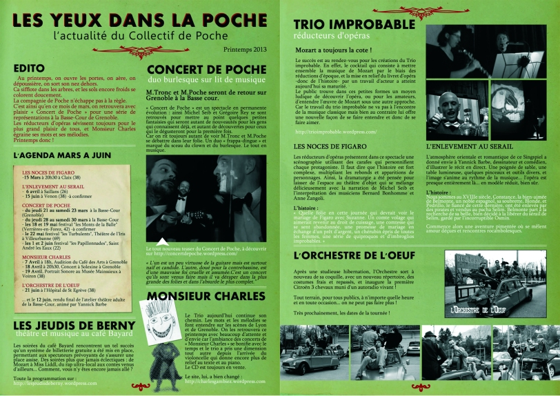 news printemps 13