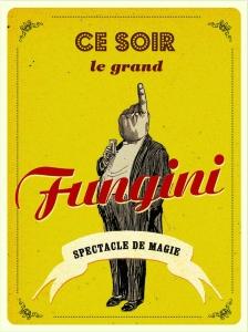 fungini j'ai decide d'etre magicien